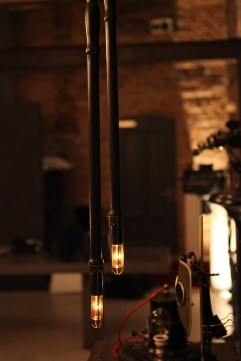 THE CONTEMPORARY STEAMPUNK CABINET all rights reserved Photo by MONCADA industrial hand light R